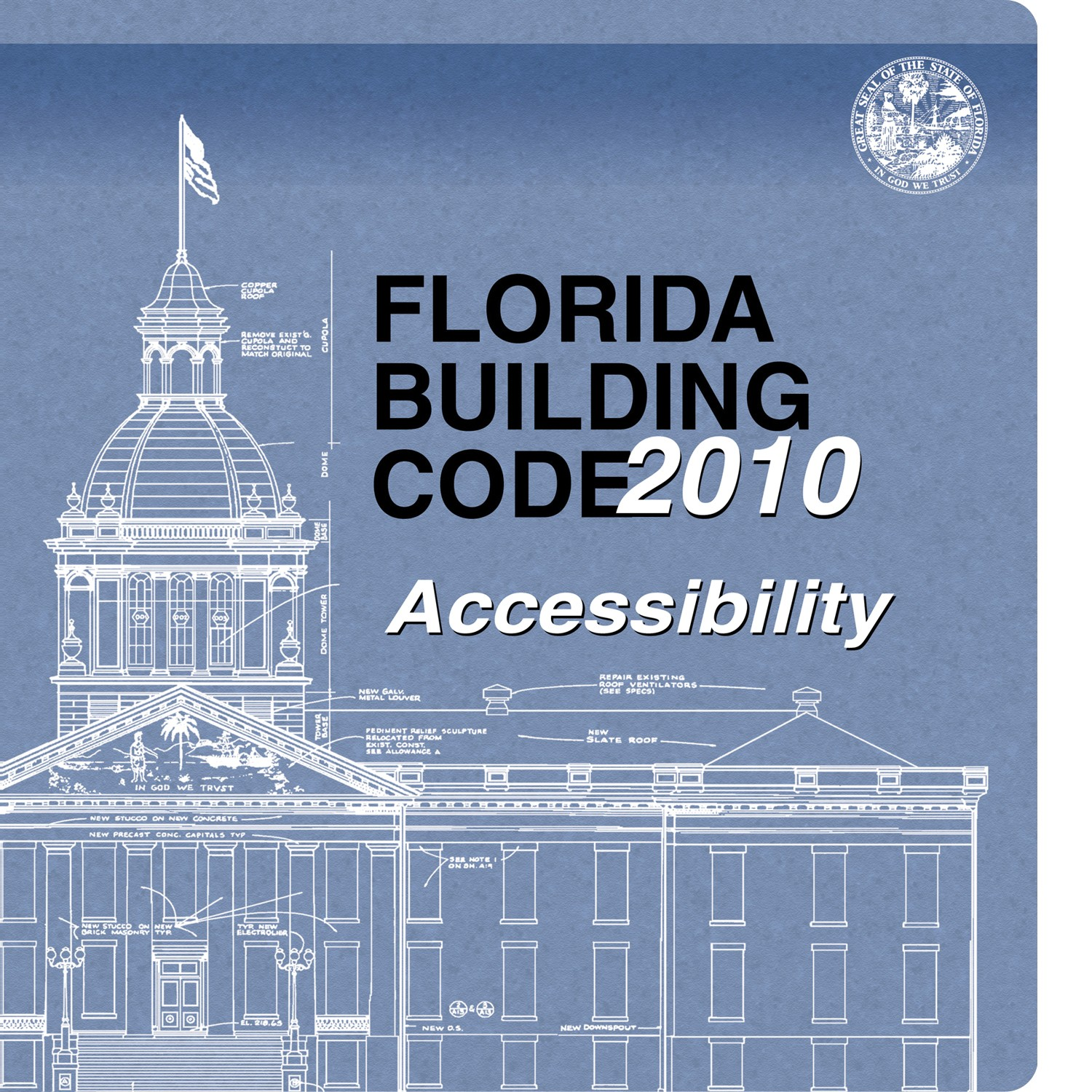 Florida Building Code - Accessibility, 2010. International Code Council, Inc