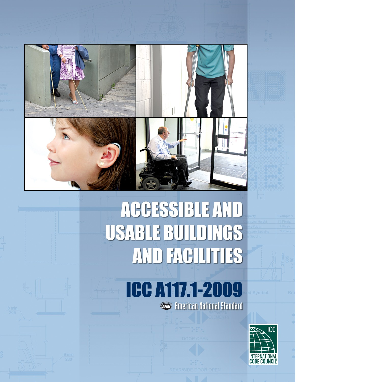 ANSI Accessible and Usable Buildings and Facilities, 2009