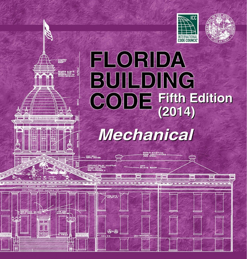 Florida Building Code - Mechanical 5th Edition (2014)
