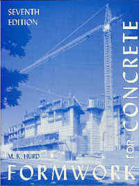 Formwork for Concrete 2005 7th ed