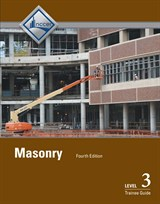 Masonry Level Three , 2005. ISBN: 978-0-13-109169-6