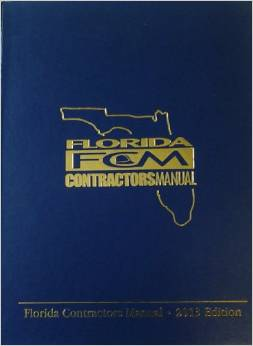 Contractors Manual, 2013 (which includes the 2012 Circular E)