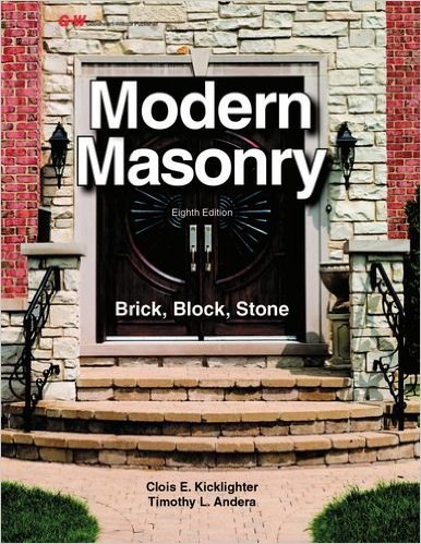 Modern Masonry, 8th Edition