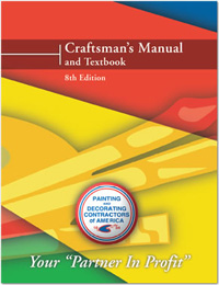 Painting and Decorating Craftsman's Manual and Textbook, 8th edition